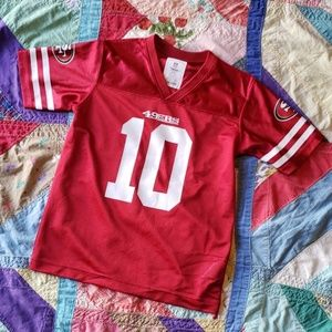 971a8553176 San Francisco 49ers Jimmy Garopollo NFL jersey